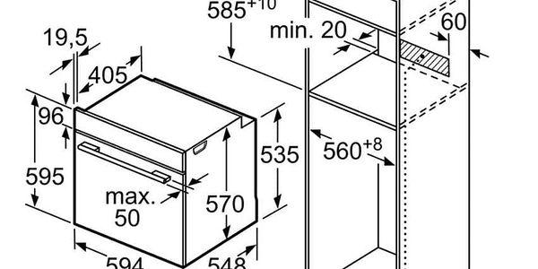 Trouba Bosch HBA514ES1 nerez5