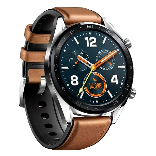 Chytré hodinky Huawei Watch GT Classic (55023257) stříbrné + DOPRAVA ZDARMA4