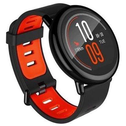 Chytré hodinky Xiaomi Amazfit Pace černý (15639)
