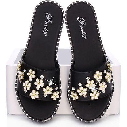 Prety Pantofle dámské G27-1B Velikost: 37 (23,2 cm)