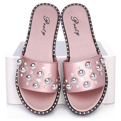 Prety Pantofle dámské G27PI Velikost: 40 (24,5 cm)