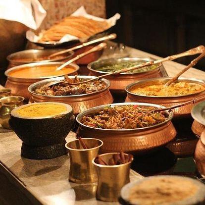 Kurz vaření indické kuchyně