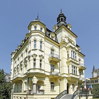 Západočeské lázně: Hotel Mignon