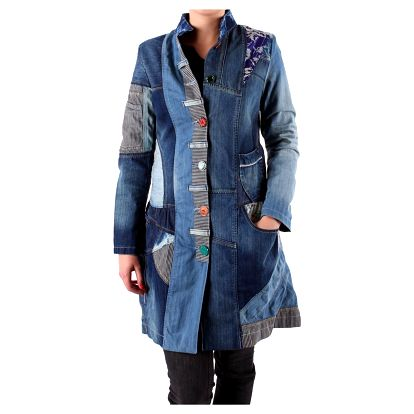 Dámský kabát Desigual