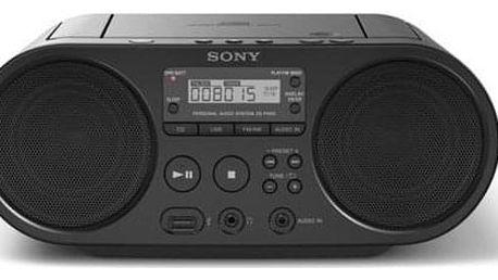 Sony ZS-PS50B černý