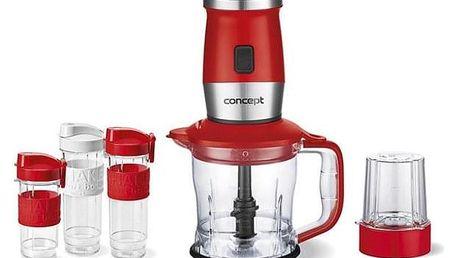Stolní mixér Concept Fresh&Nutri SM3392 červený