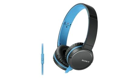 Sony MDRZX660APL.CE7 modrá (MDRZX660APL.CE7)