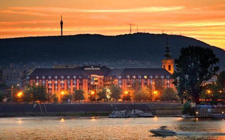 Maďarsko: Aquincum Hotel Budapest
