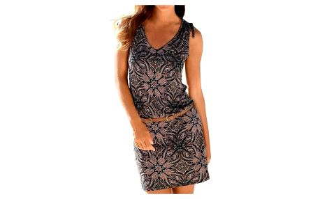 Dámské šaty bez rukávů Joyanne