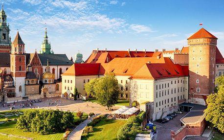 Wroclaw, Krakow a solné doly Wieliczka na 3 noci