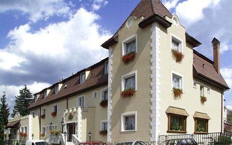 Maďarsko: Club Hotel Kikelet