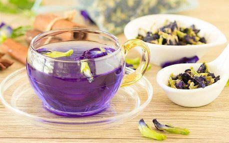 Modrý čaj: výjimečný nápoj pro podporu zdraví