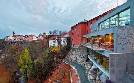 Adršpašsko: Hotel Rajská Zahrada