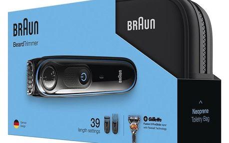 Zastřihovač vousů Braun BT 3940