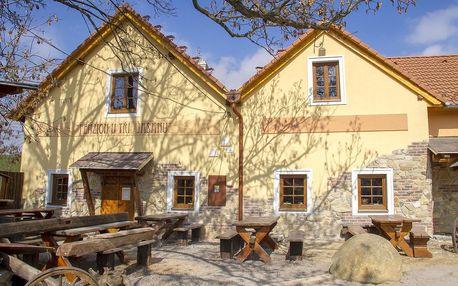 Jižní Morava: Penzion U Tří jasanů