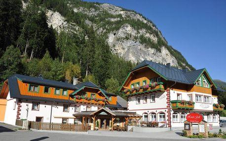 Rakousko: Hotel Gell