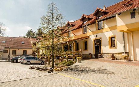 Střední Čechy: Penzion Lony