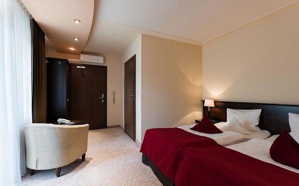 Jednolůžkový pokoj Standard2