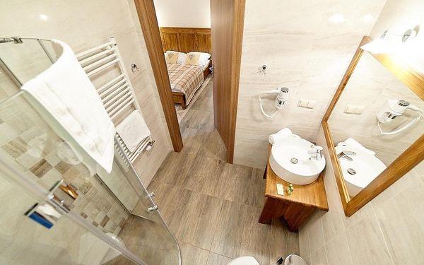 Dvoulůžkový pokoj Standard s manželskou postelí (**)2