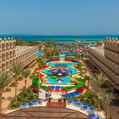 Egypt - Hurghada letecky na 11 dnů, all inclusive