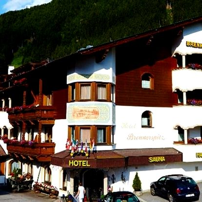 Rakousko - Stubaital na 5 dní, snídaně s dopravou vlastní