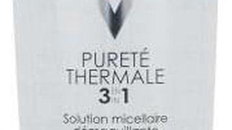 Vichy Pureté Thermale 3in1 400 ml micelární voda bez alkoholu a parabenů pro ženy