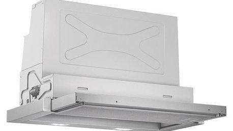 Odsavač par Bosch DFR067A50 stříbrný