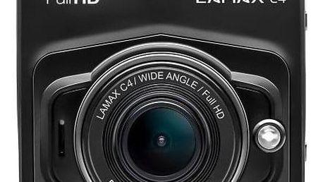 Autokamera LAMAX C4 černá