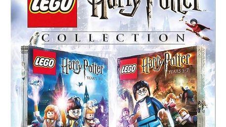 Ostatní PlayStation 4 LEGO Harry Potter Collection (5051892203739)