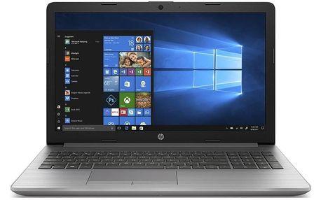 Notebook HP 250 G7 stříbrný (6BP25EA#BCM)
