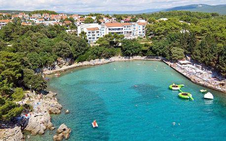 Chorvatsko na 6-7 dnů, polopenze