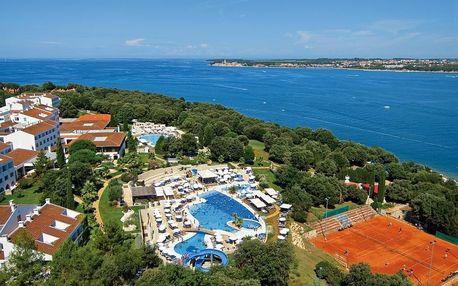 Chorvatsko - Istria na 6-8 dnů, plná penze