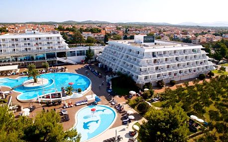 Chorvatsko na 3-11 dnů