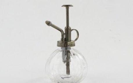 Skleněný rozprašovač transparentní, 15 cm