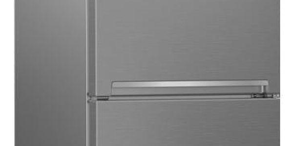 Chladnička s mrazničkou Beko CSA 240 K20XP nerez3