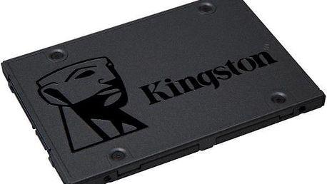 Kingston A400 240GB šedý (SA400S37/240G)