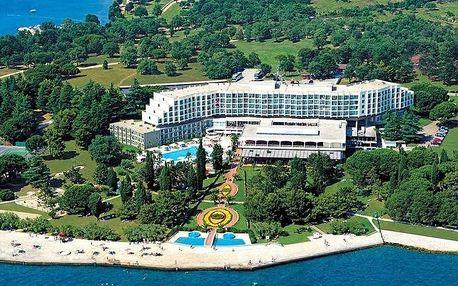 Chorvatsko - Poreč na 6 dnů, polopenze