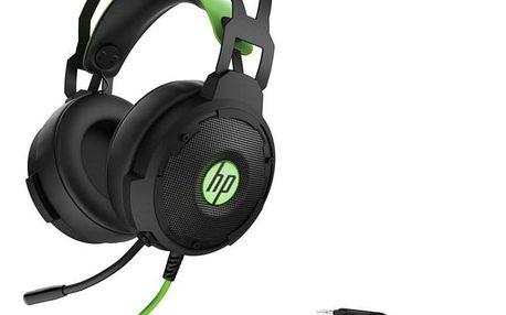 HP Gaming 600 černý/zelený (4BX33AA#ABB)