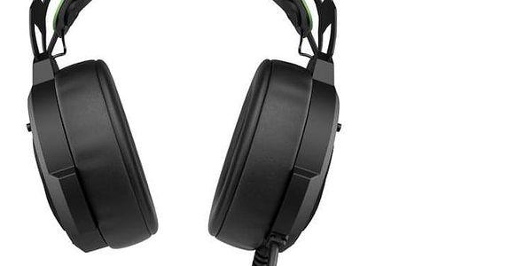 Headset HP Gaming 600 černý/zelený (4BX33AA#ABB)2