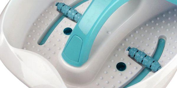 Masážní přístroj Hyundai FM 605 B modrý2