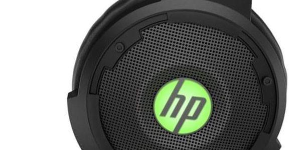 Headset HP Gaming 600 černý/zelený (4BX33AA#ABB)4