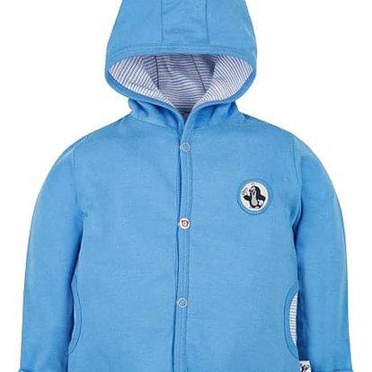 G-MINI Krtek Kalhotky Kabátek oboustranný vel. 56, modrá, kluk