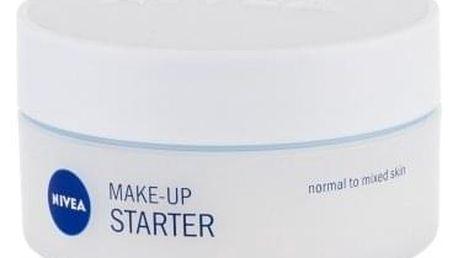 Nivea Make-Up Starter 50 ml podklad pod make-up pro normální až smíšenou pleť pro ženy