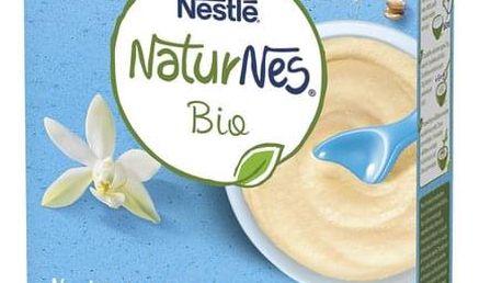 6x NESTLÉ Naturnes Bio Vanilková kaše 200 g