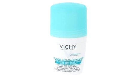 Vichy Antiperspirant Hypoallergenic 48h 50 ml antiperspirant bez alkoholu pro ženy
