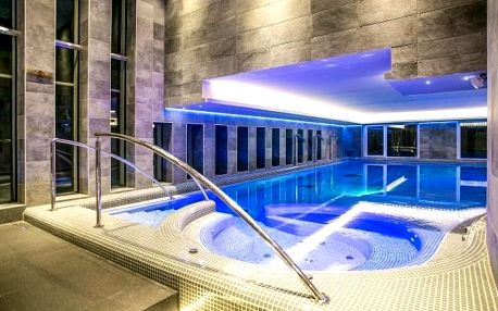 Hévíz: Bonvital Wellness & Gastro Hotel **** s neomezeným wellness a polopenzí