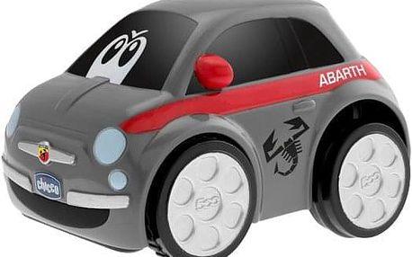 CHICCO Autíčko Turbo Touch – FIAT 500 ABARTH