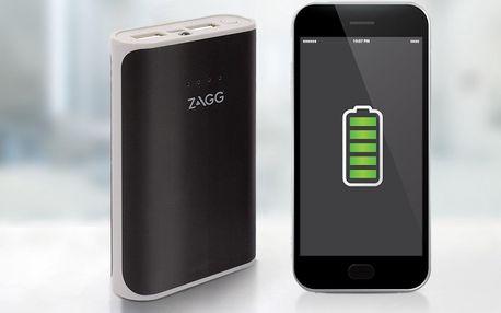 Powerbanka Zagg s vysokou kapacitou 6000 mAh