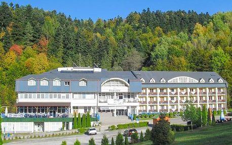 Slovenský ráj: jaro a léto v Hotelu Plejsy *** s polopenzí a bohatým wellness