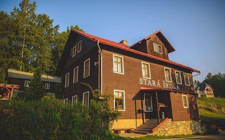 Krkonoše: Penzion Stará škola